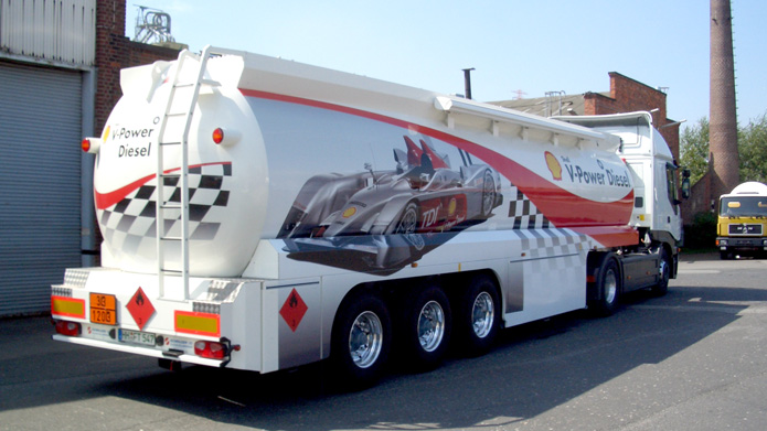 <strong>Shell V-Power racing Truck</strong>